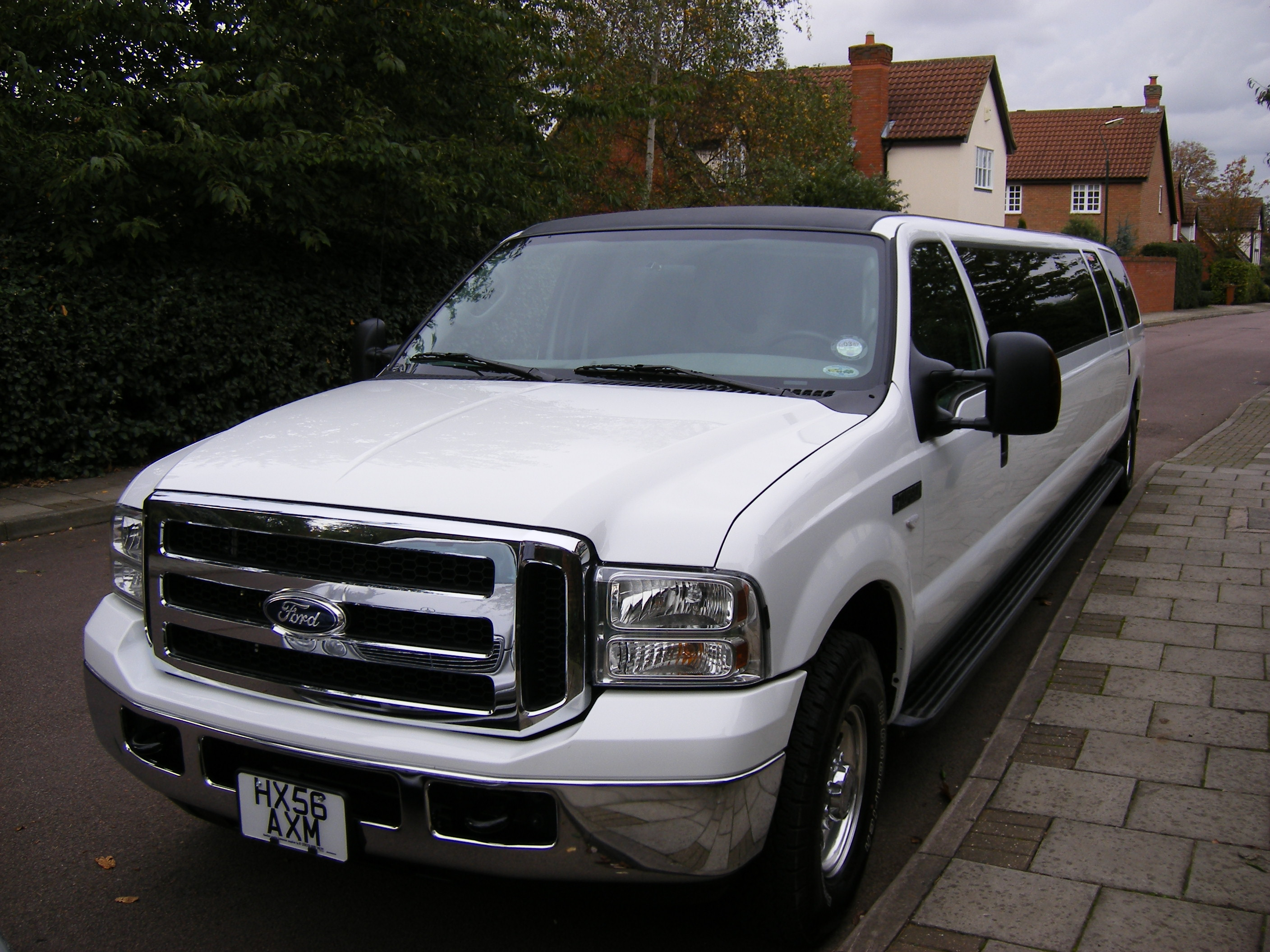Limo Car Hire Guildford